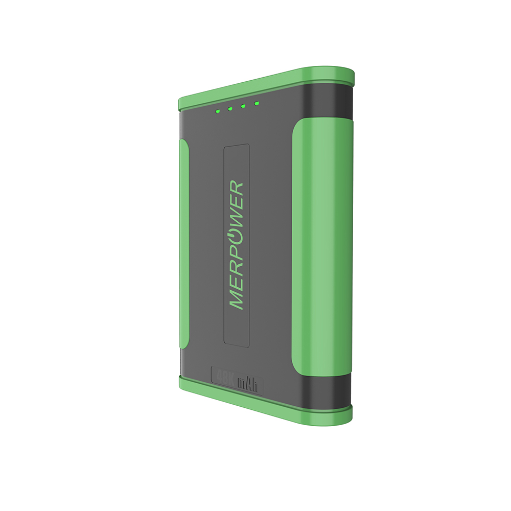48000mAh outdoor portable power supply for camping | Type-C 60W rechargeable portable power supply GP20