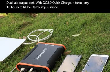 Reason To Have A Power Backup Battery In Outdoors