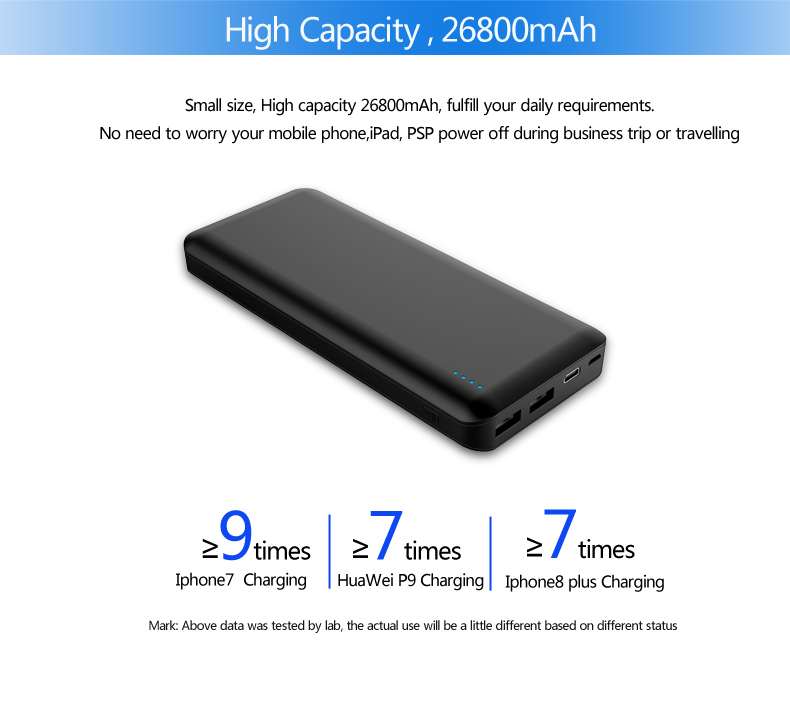 YN-035P fast charging power bank detail picture (3)