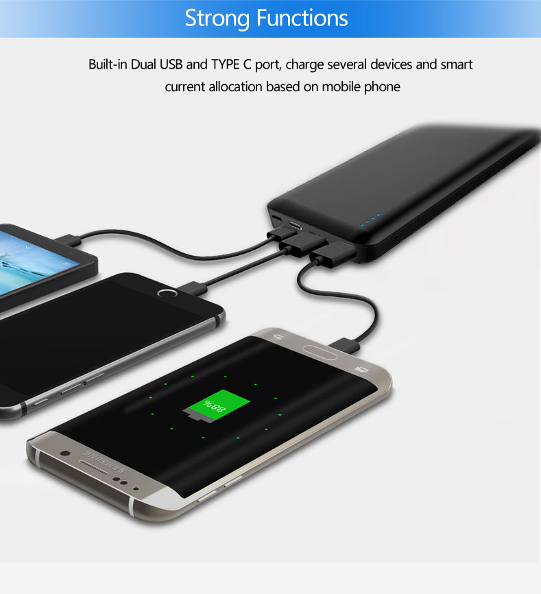 YN-035P fast charging power bank detail picture (4)