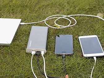 Charging Technology on Power Banks