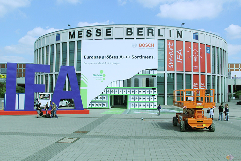Merpower 2019 IFA Exhibition