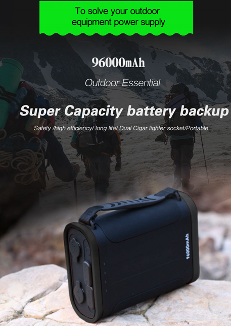 Merpower Outdoor power pack