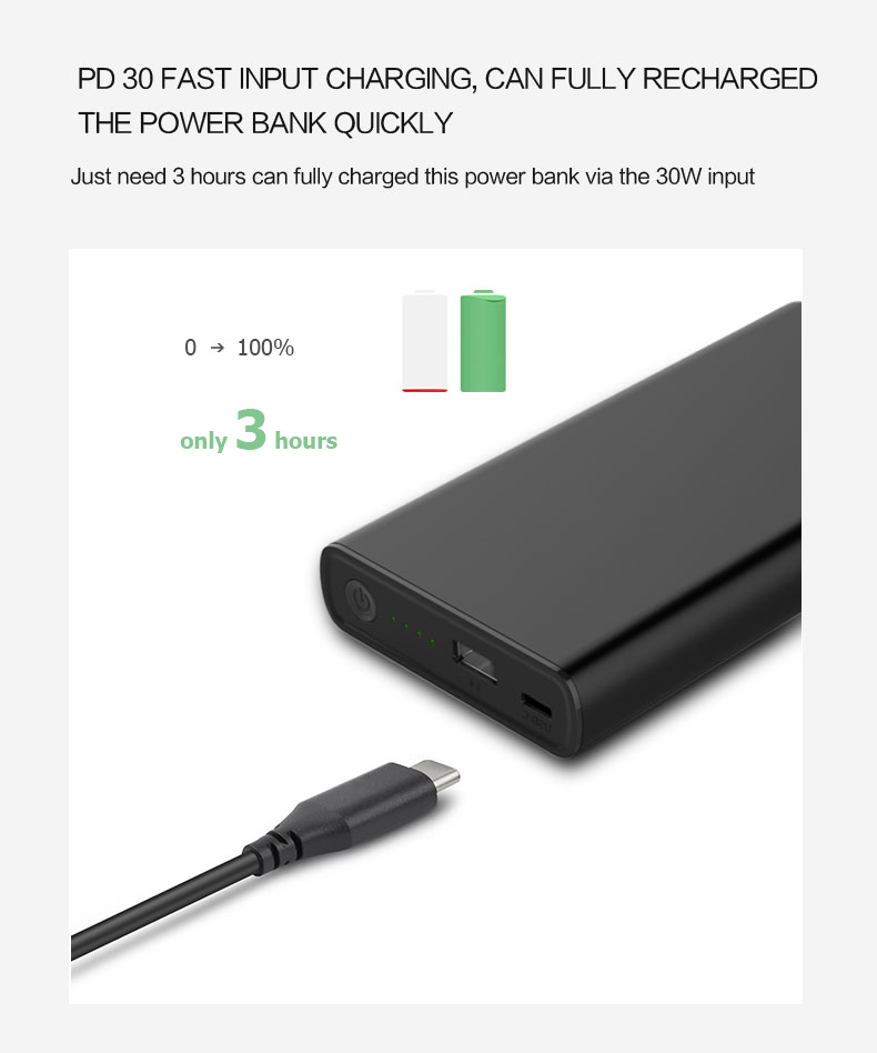 65w usb c pd power bank YN-039P details (7)