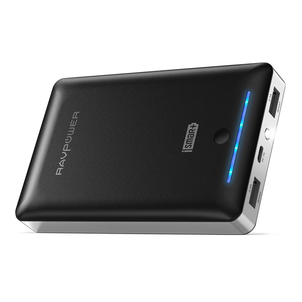 Portable Charger RAVPower 16750mAh Phone Charger Battery